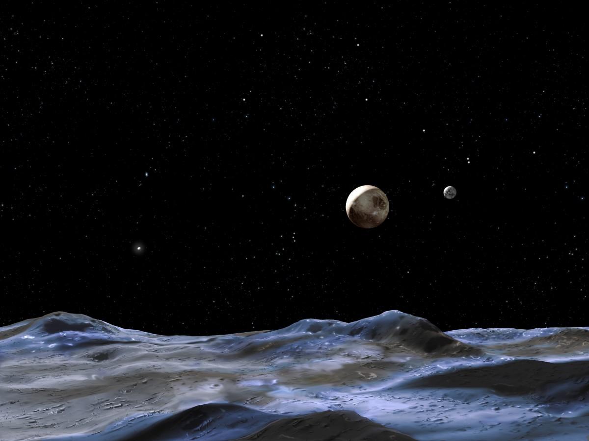 Es ist kein Zufall, dass dem weit abgelegenen Pluto der Planetenstatus aberkannt wurde.