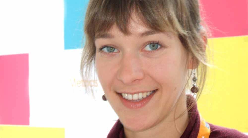 Julia Homilius, Team Member Social Media Week Berlin 2013