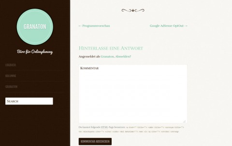 Stitch WordPress Responsive Theme