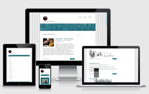 ZeeNoble WordPress Responsive Theme