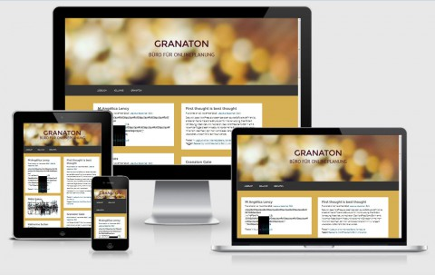 Celebrate Responsive WordPress Theme