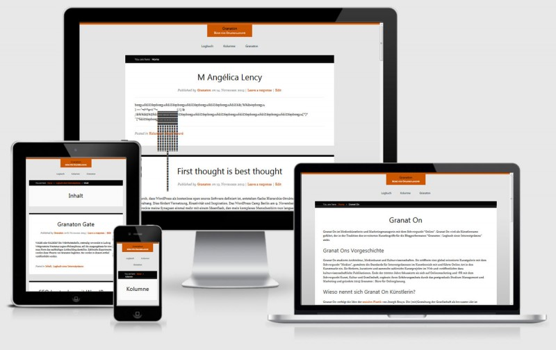Chun Responsive WordPress Theme