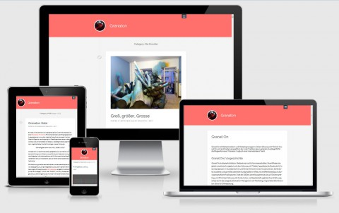 Lingonberry WordPress Responsive Theme