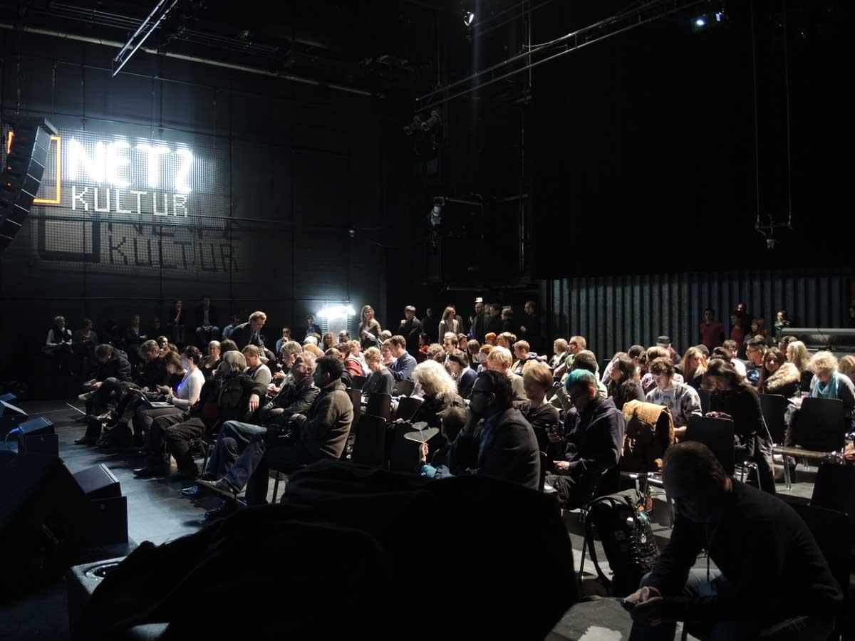 Netzkultur - internetaffines Publikum