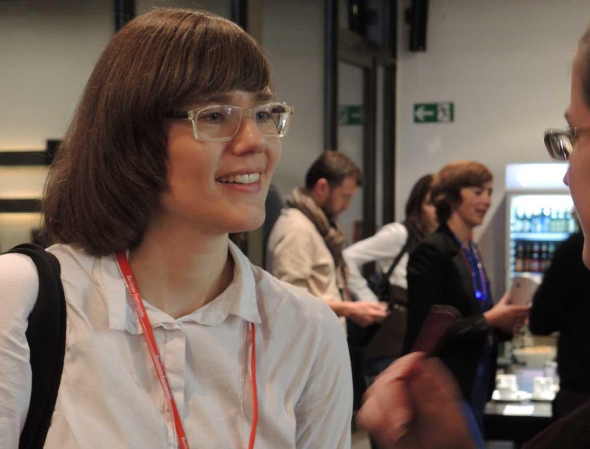Netzkultur Kuratorin Nikola Richter