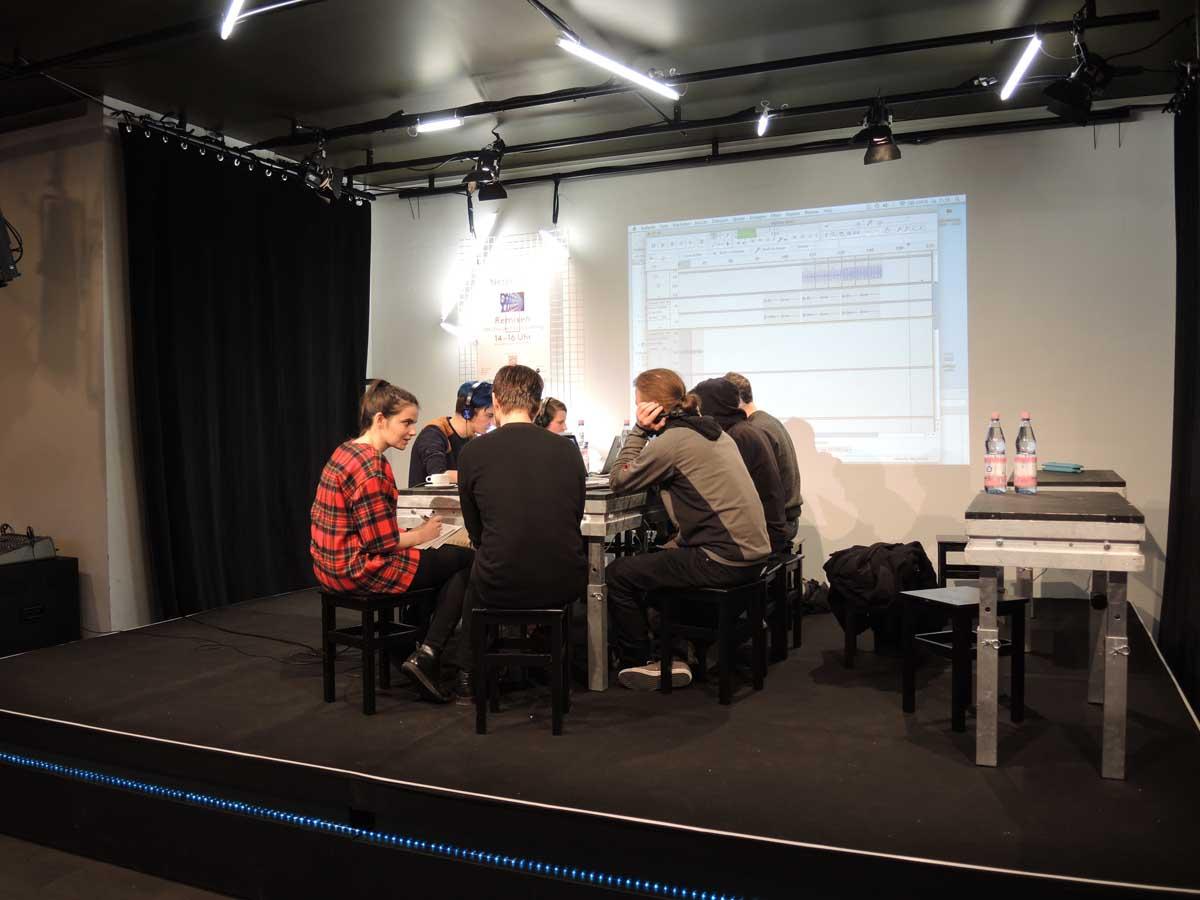 Netzkultur Remix Workshop