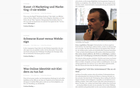 DW Timeline WordPress Responsive Theme