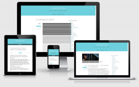 December WordPress Responsive Theme