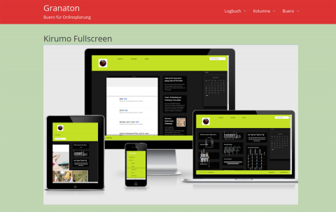 Kirumo WordPress Responsive Theme