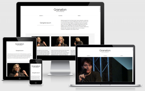 Matheson WordPress Theme Responsive