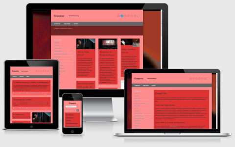 Pinboard WordPress Responsive Theme