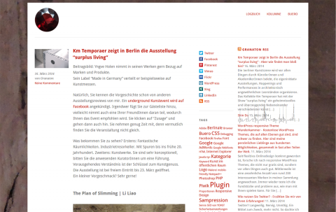 Yoko WordPress Responsive Theme