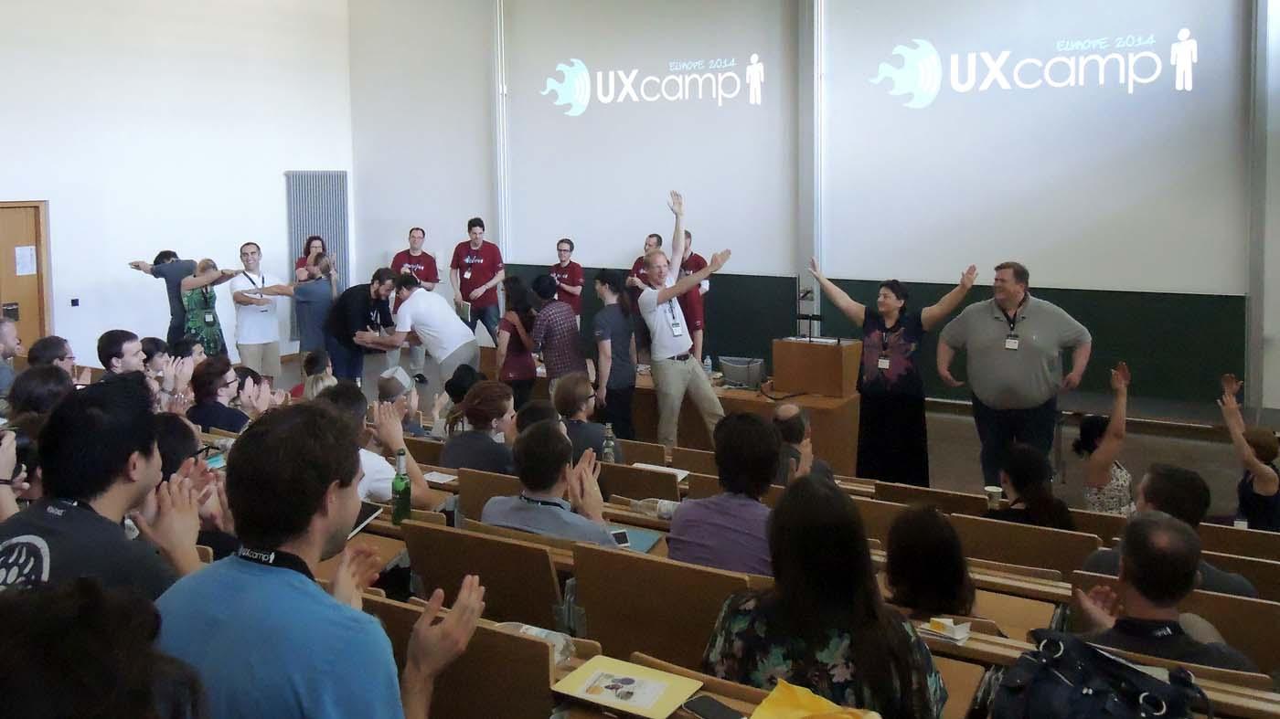 UX Camp Europe Orgateam