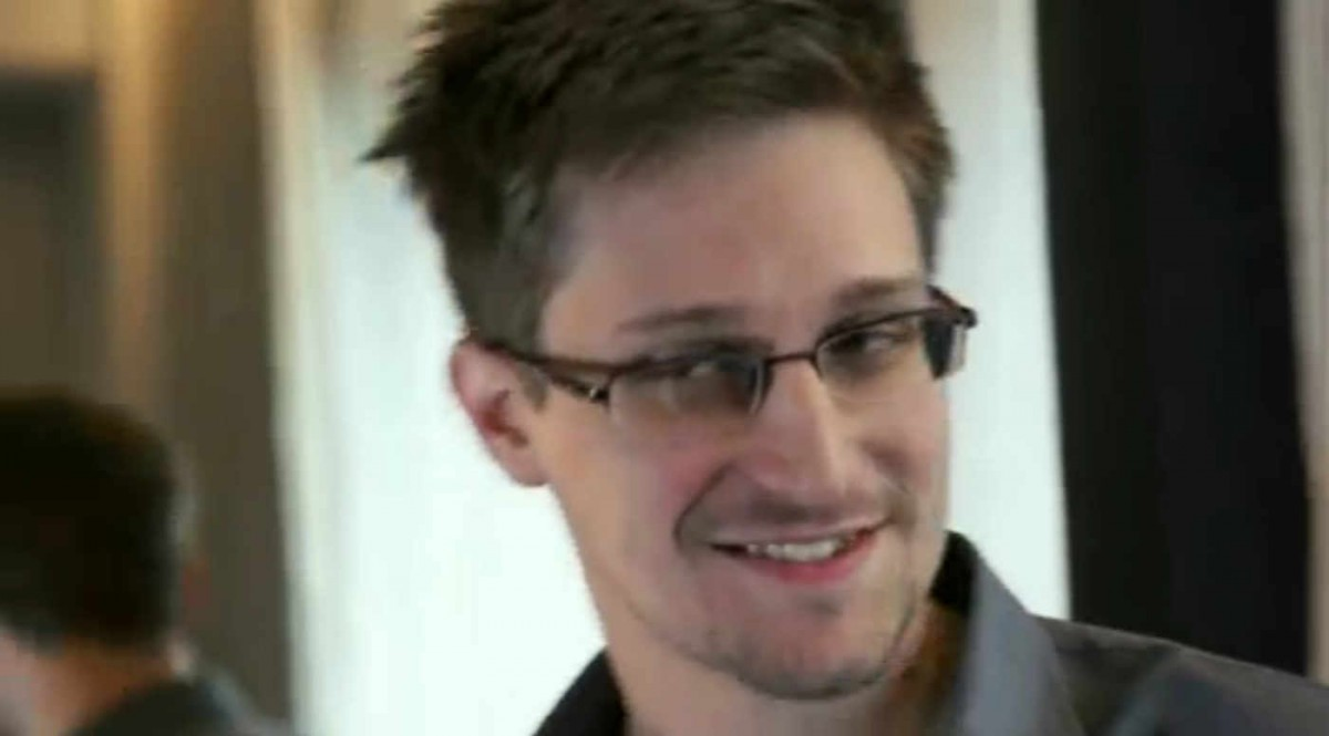 Edward Snowden: Coming Out | Quelle: CITIZENFOUR