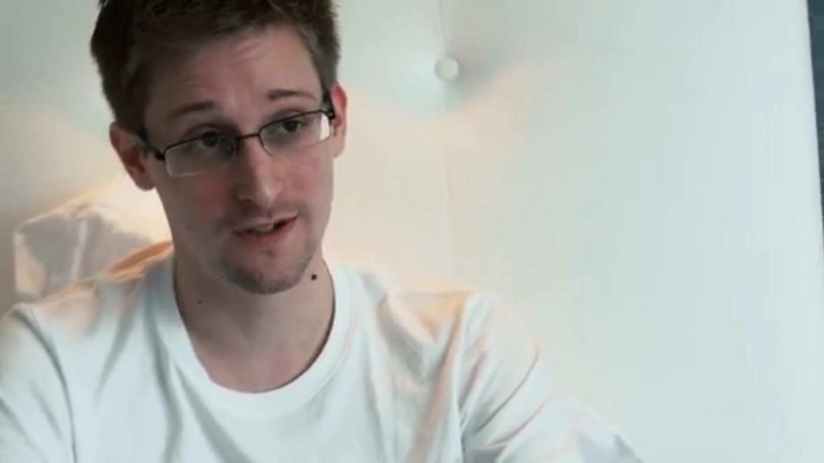 Edward Snowden über Tempora
