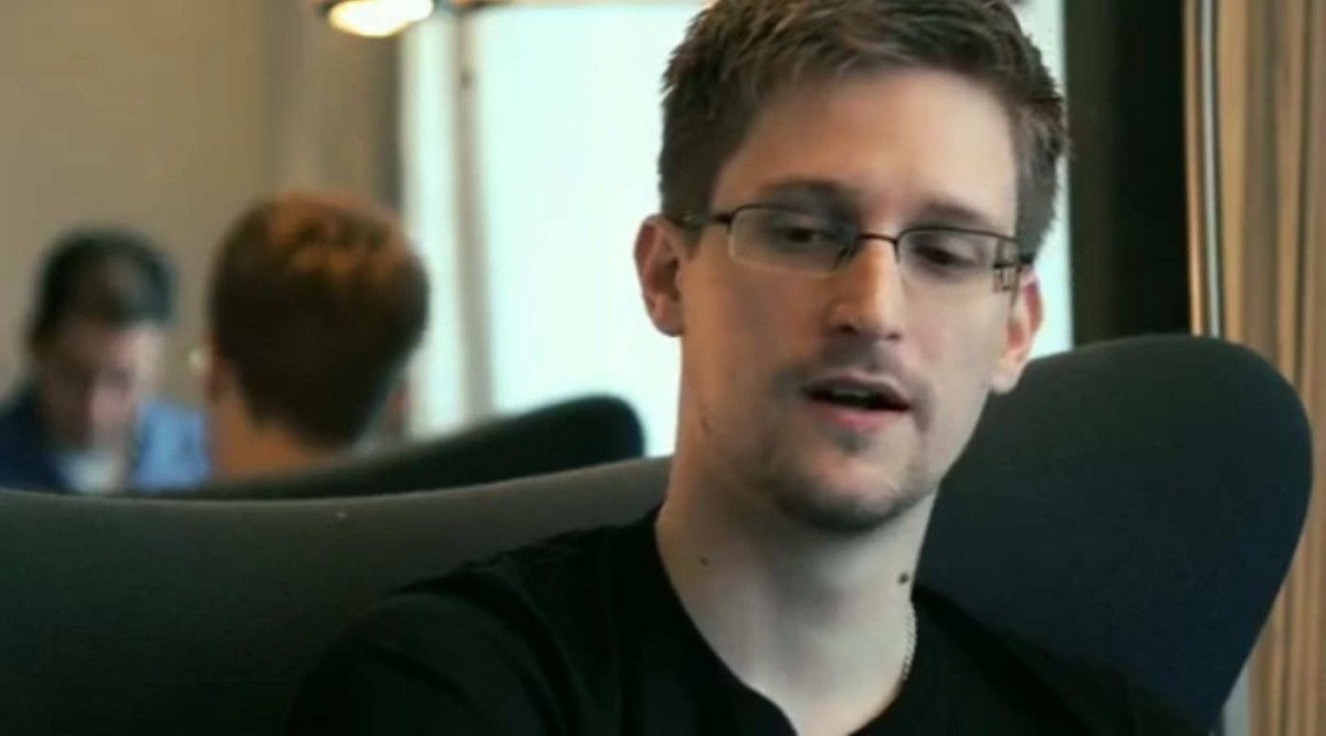 "Edward Snowden: ""No matter how gifted you are"""