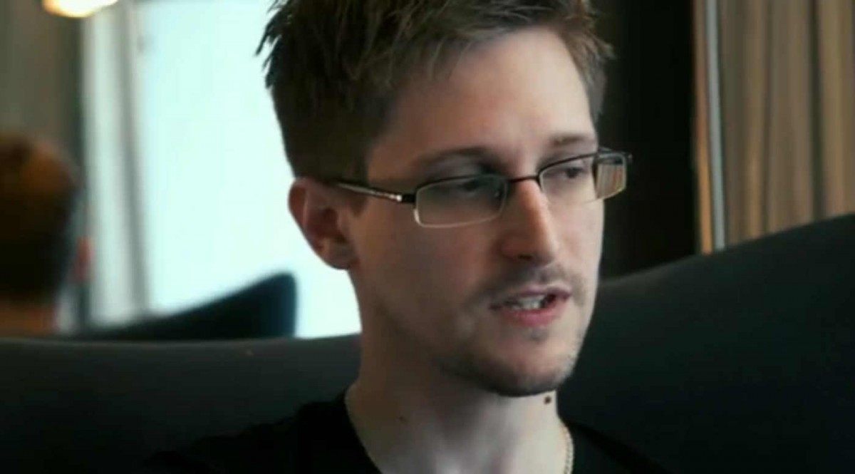"Edward Snowden: ""People self-police their own views"""