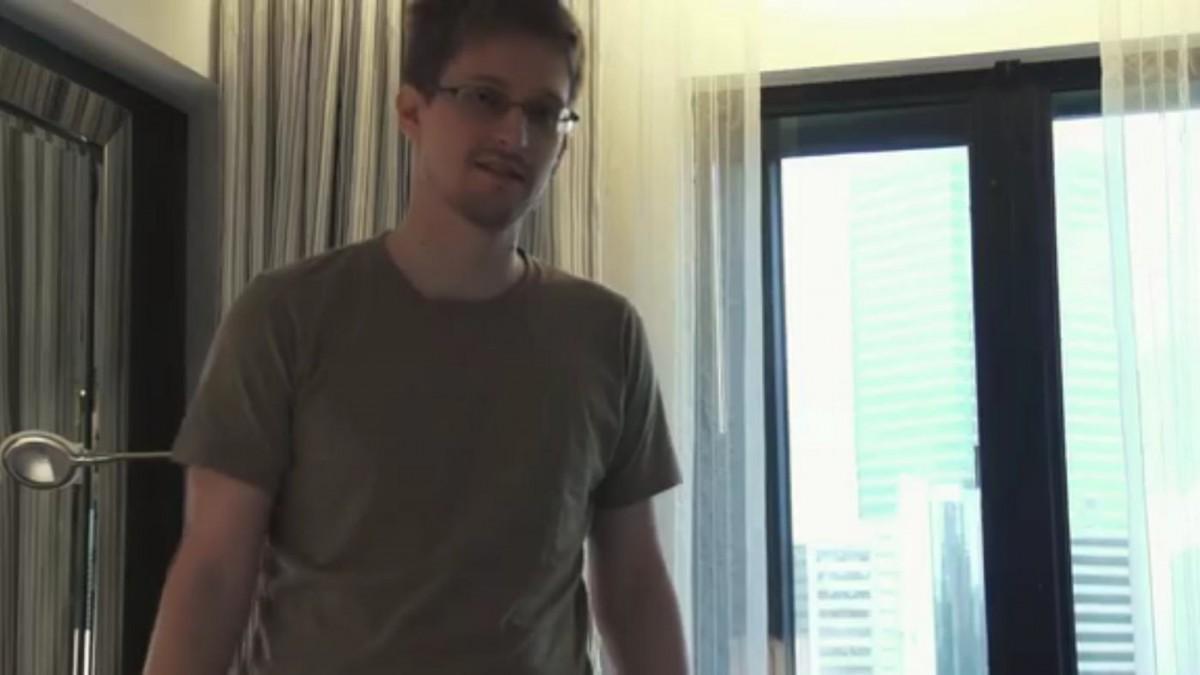 Edward Snowden über Planung und Schauspielerei