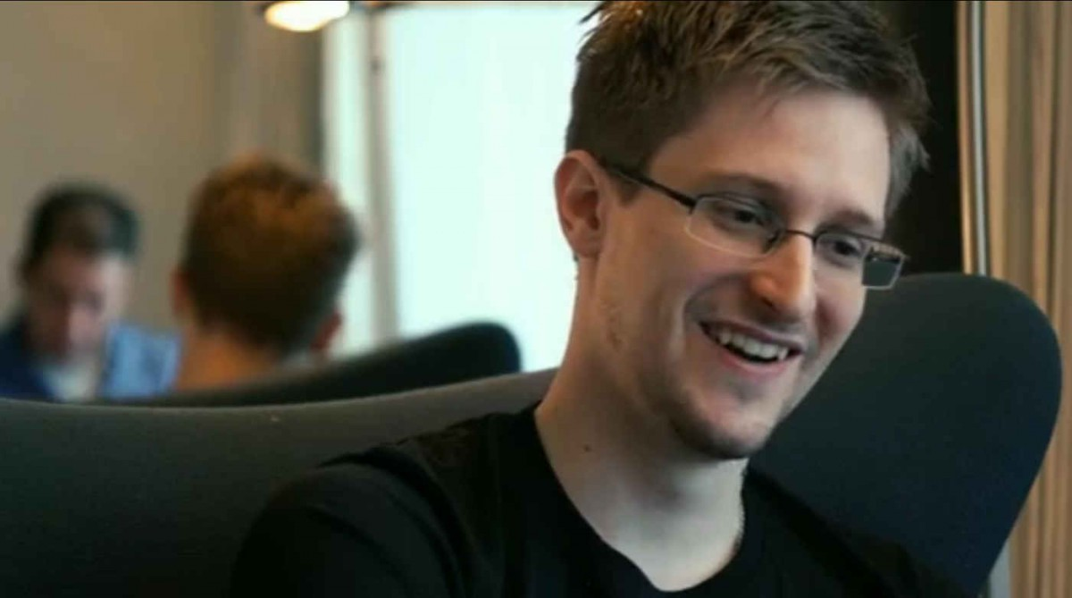 "Edward Snowden: ""I am sitting there every day to design methods to amplify that state power"""