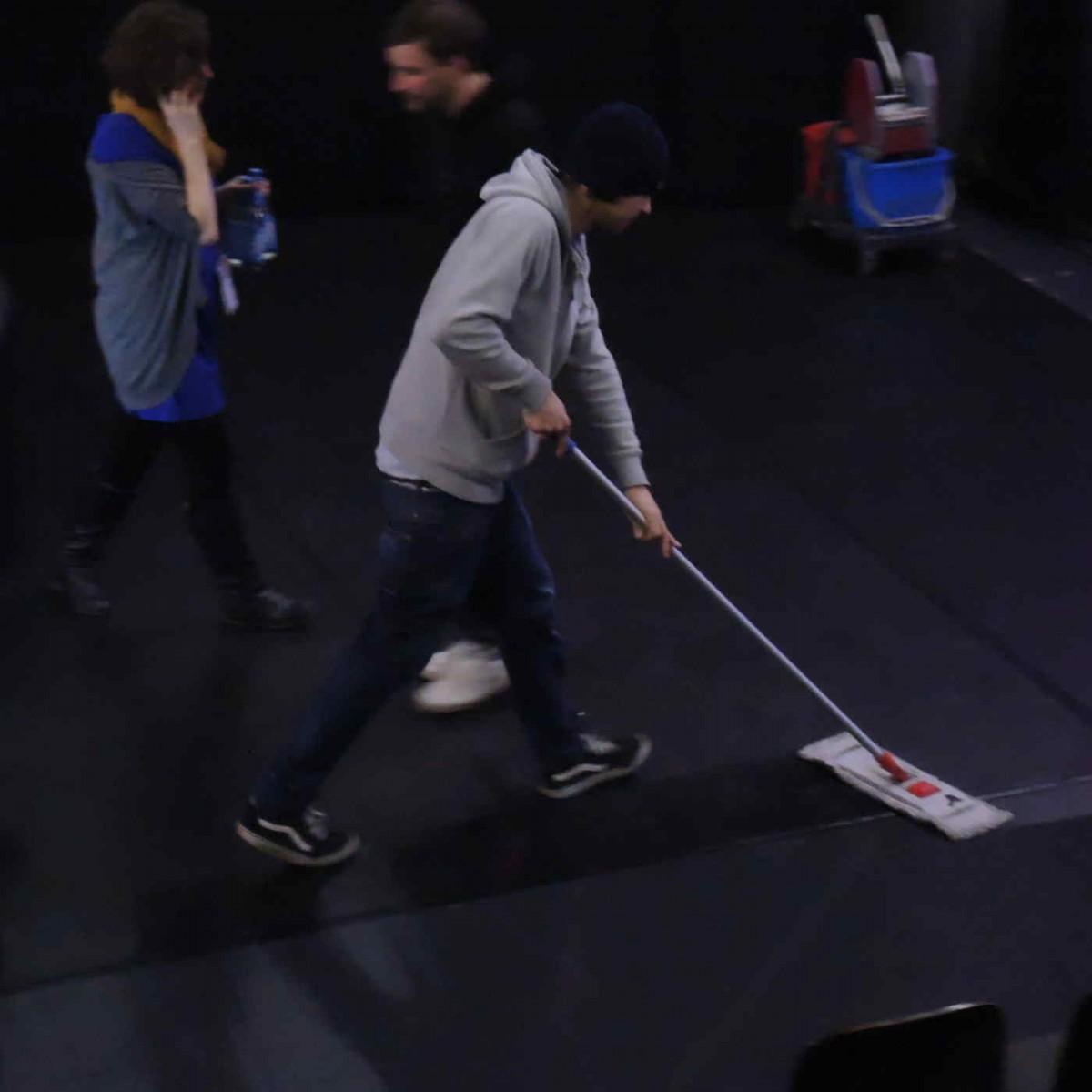 Hebbel am Ufer - Vorbereitungen Berlinale Talents