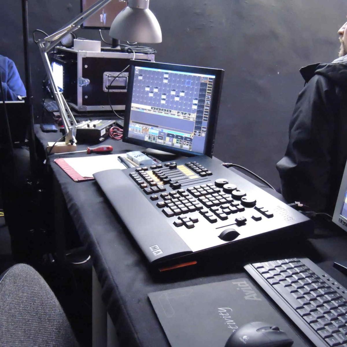 Videotechnik im Hebbel am Ufer Berlin